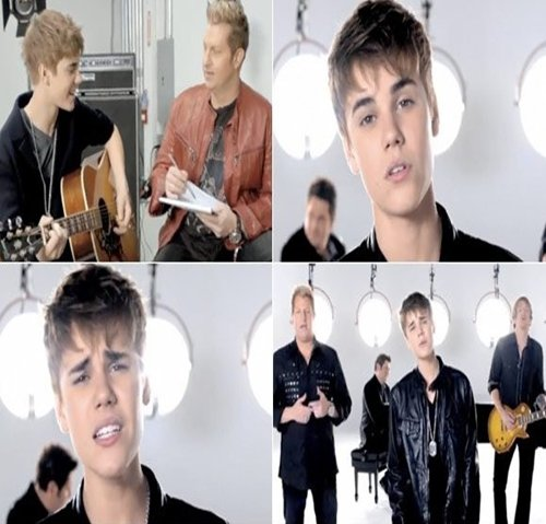 Never Say Never (The Remixes) / That Should Be Me (Feat Rascal Flatts) (2011)