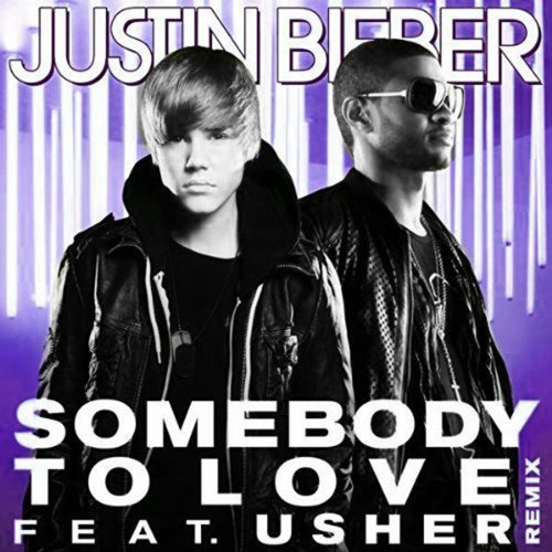 Never Say Never (The Remixes) / Somebody To Love (Feat Usher) (2011)