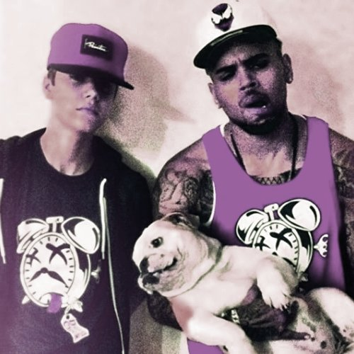 Never Say Never (The Remixes) / Up (Feat Chris Brown) (2011)