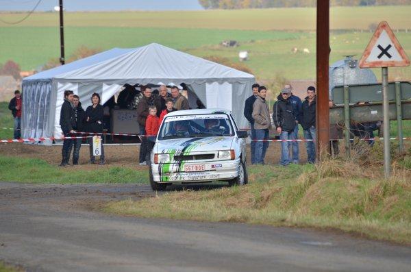 Rallye mettet 2011