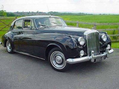 Bentley Serie S