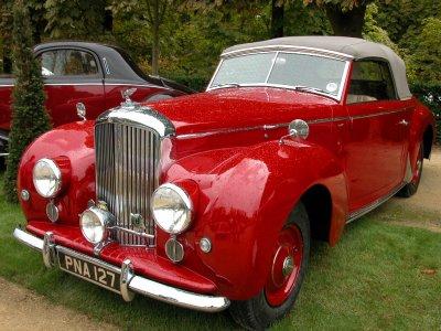 Bentley Mark