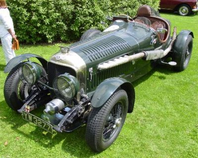 Bentley 6 Speed