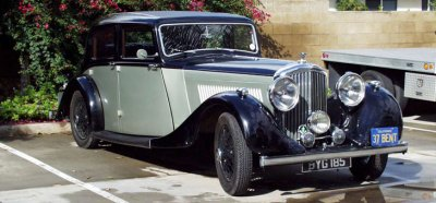Bentley 4.25 litre