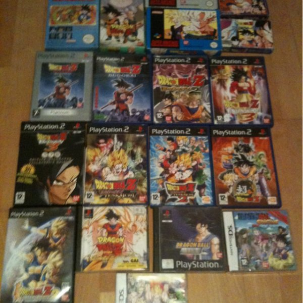 Mes jeux videos!!!!!