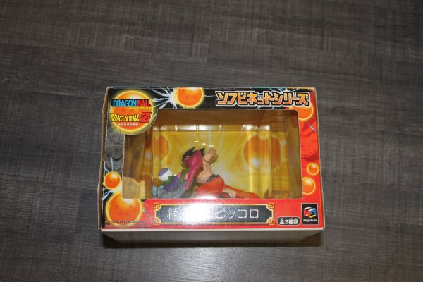 Diorama Dragon Ball MEGAHOUSE