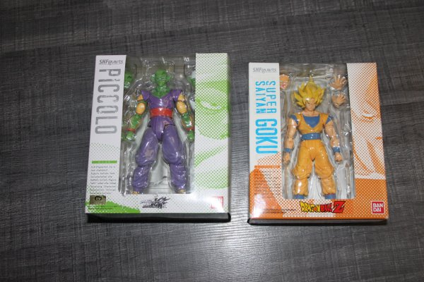 Dragon Ball SH FIGUARTS