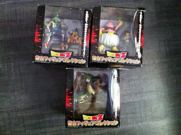 Dragon ball banpresto gathering 3/4