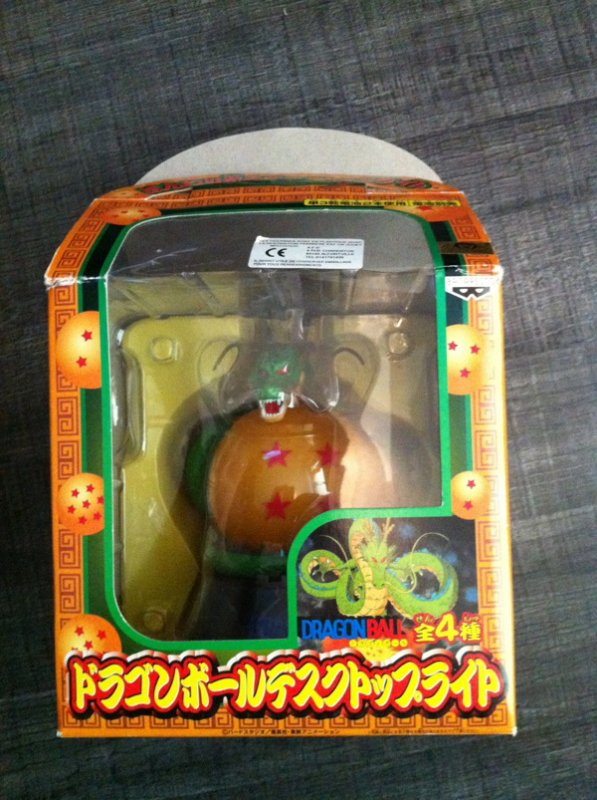Dragon ball banpresto shenron light 1/4 colour
