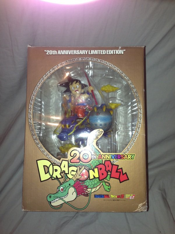 Dragon Ball 20th Anniversary Limited Edition