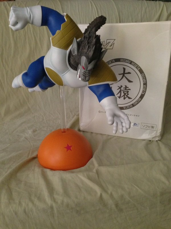 Oozaru vegeta tokyo toys festival
