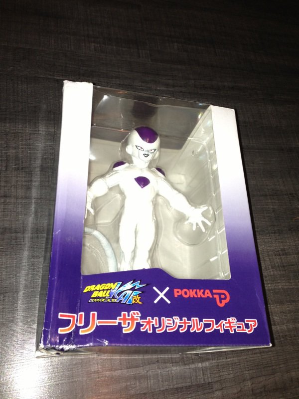 Dragon ball kai Pokka freeza limited