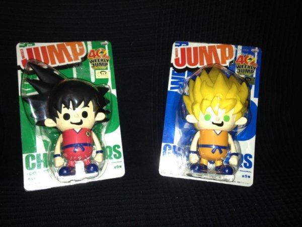 Dragon ball weekly jump characters