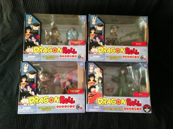 Dragon ball collectible figure