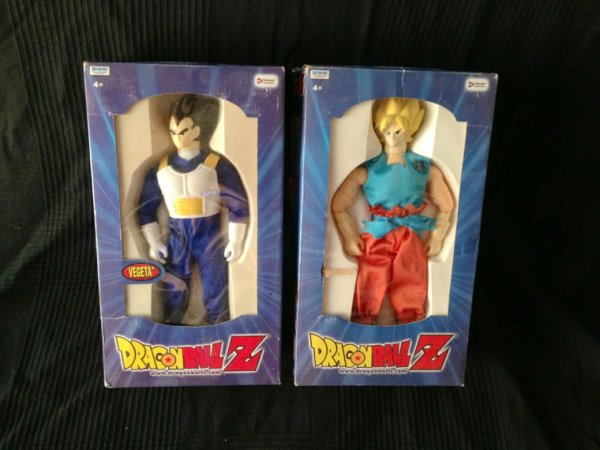 Dragon ball funimation dolls