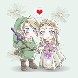 link et zelda sont mimi - Link Et Zelda