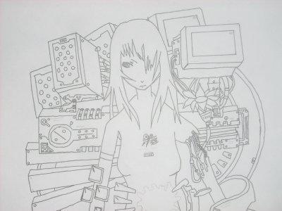 partie 2 de mon dessin