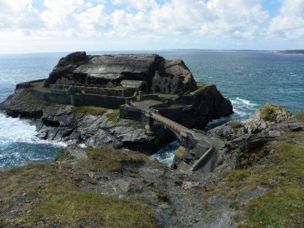 Le fort des Capucins le 30 aout 2012