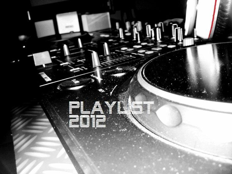 Playlist 11 Mai 2012