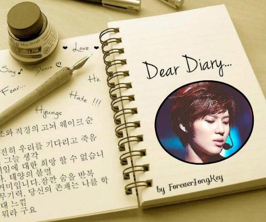 Part 4 - Dear Diary