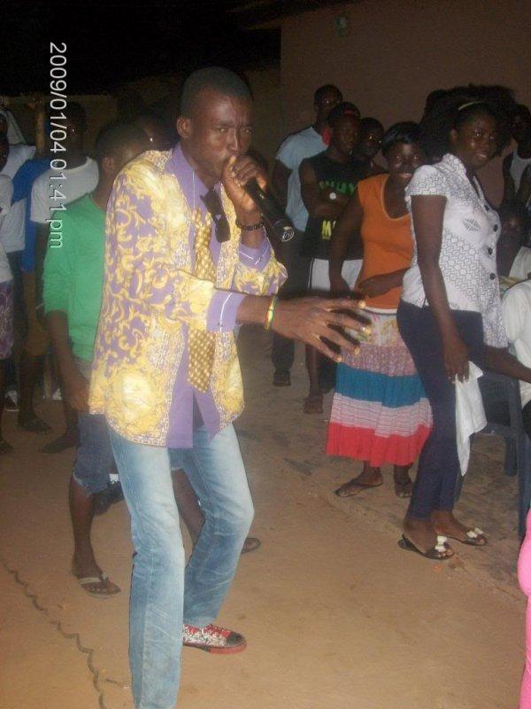 DJSOLIDARI EN CONCET AU GHANA AVEC SEKELO DEEJAY