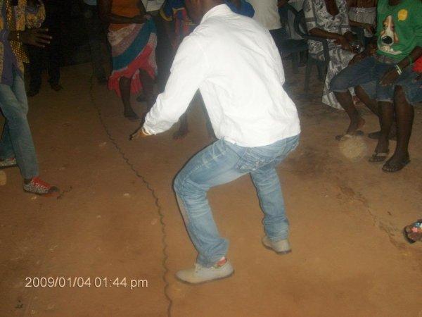 SEKELO DANCE LE KPANGOR