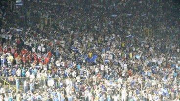 Afición Azul y Blanco de la selección de Nicaragua