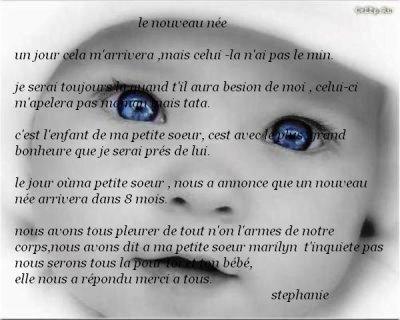 Un Poeme De Moi Pour Ma Petite Soeur Marilyn Petitestef02160