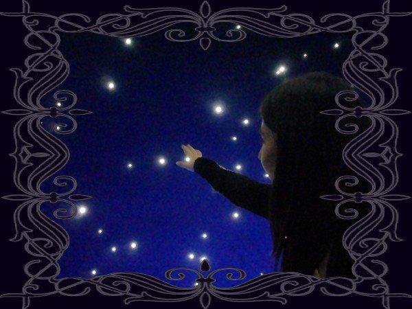 Moi ou l'art de vivre la tête dans les étoiles