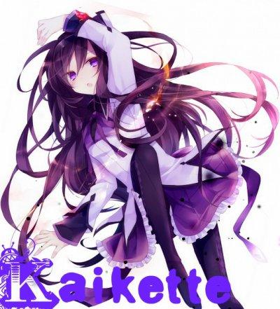 Homura Akemi ( alias keikettee!!!!)