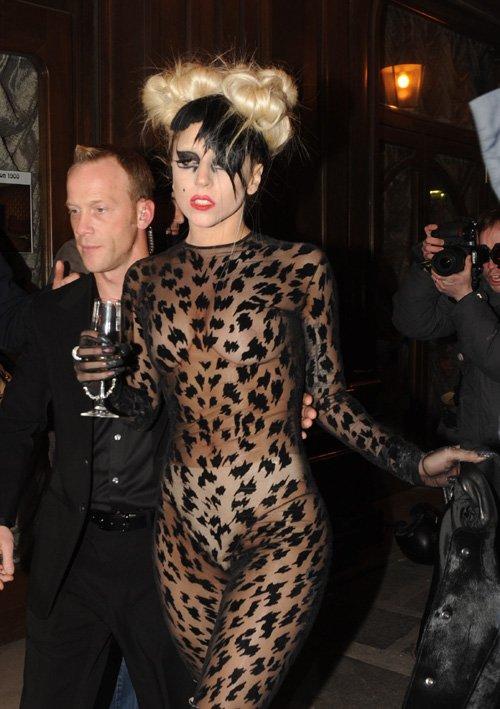Style de Lady Gaga