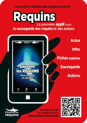 Nouvelle application destiné aux requins ! :D