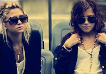 Mary Kate & Ashley ♥