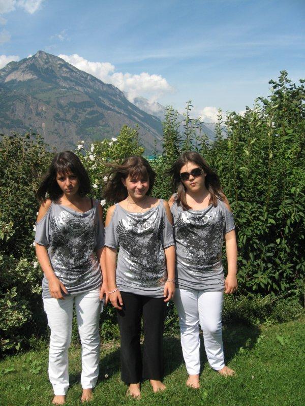 Les Triplettes !!
