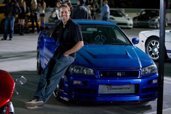 hommage a paul walker