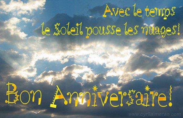 Joyeux Anniversaire Petit Frere Blog De Jonathan17041985