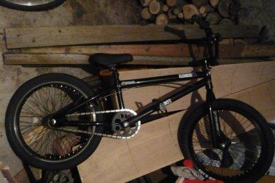 Mon nouveau BMX