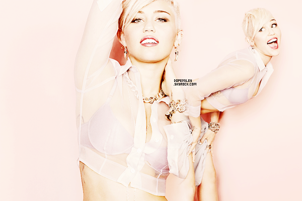 • DopeMiley - Ta source sur la ravissante Miley Cyrus.
