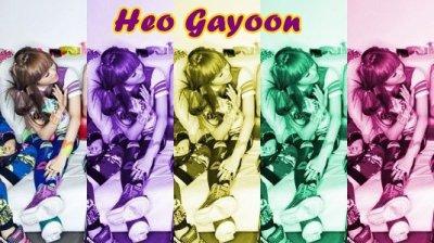 Heo Gayoon <3