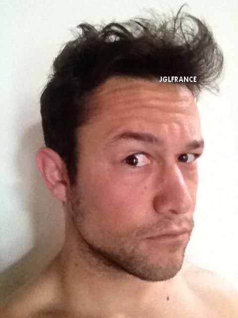 Nouvelle photo de Joseph posté sur TUMBLR.