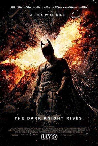 The Dark Knight Rises: une nouvelle affiche