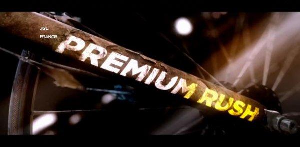Premium Rush : Joseph Gordon-Levitt pédale (bande-annonce)