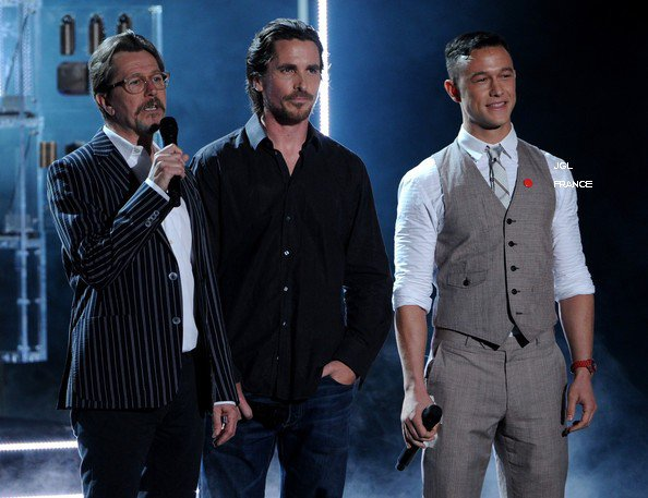 2012 MTV Movie Awards - Show