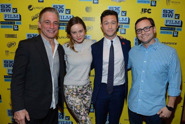 JGL au Film + Festival interactif au Paramount Theatre le 11 Mars 2013 à Austin, Texas.