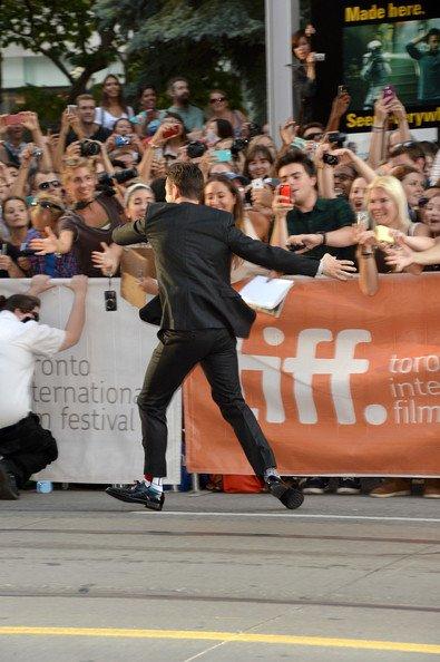 'Don Jon' Premieres in Toronto