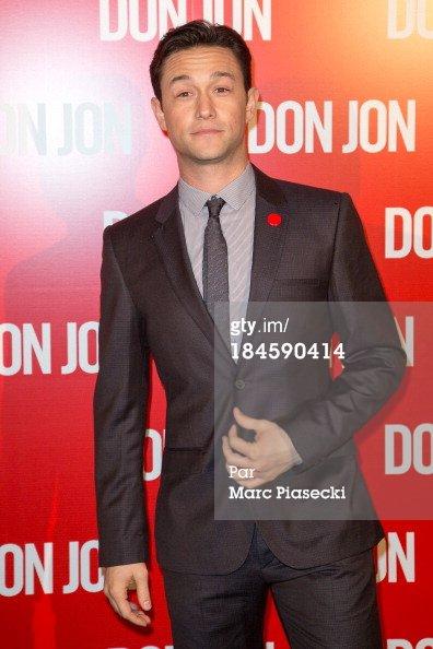 'Don Jon' Paris Premiere à UGC Cine Cite Bercy