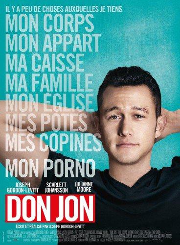 DON JON : Une nouvelle affiche française