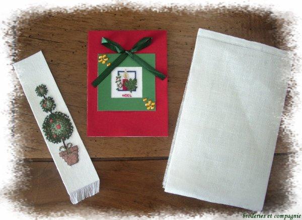 échange carte Noël