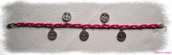 petit bracelet tressé