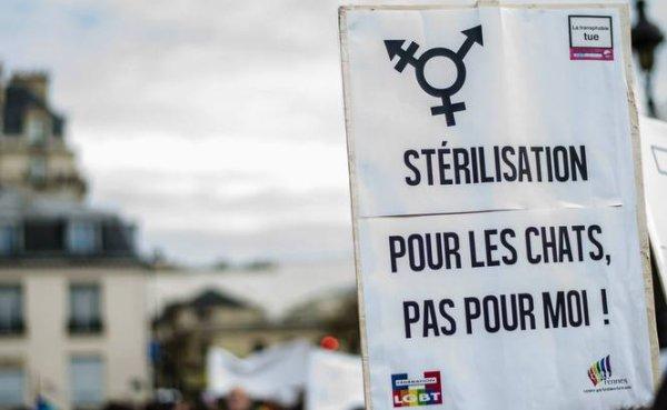 Droits des trans': Le bureau d'aide juridictionnelle de Paris veut imposer la stérilisation